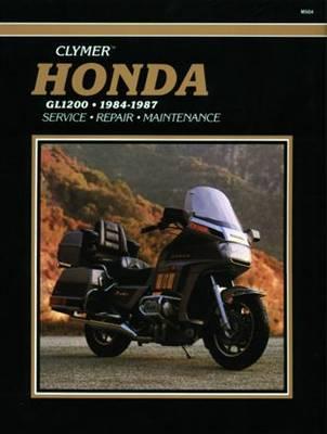 Honda Gl1200 84-87 (Paperback)