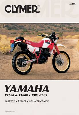 Yam Xt600 & Tt60 83-89 (Paperback)