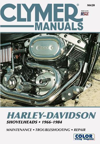 H-D Shovelheads 66-84 (Paperback)