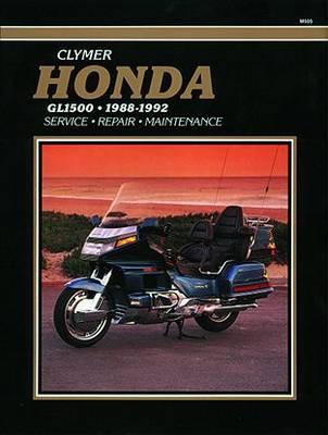 Honda Gl1500 88-92 (Paperback)