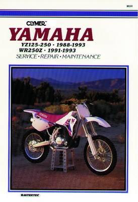 Yam Yz125-250; Wr250Z 88-93 (Paperback)