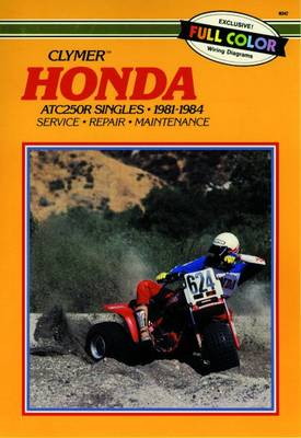 Honda ATC250R Singles 81-84 (Paperback)