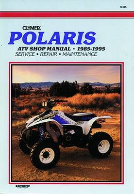 Polaris 1985-1995 ATV (Paperback)