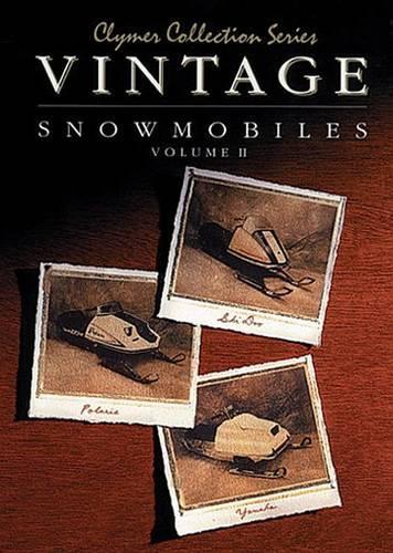 Vintage Snowmobile Vol 2 (Paperback)