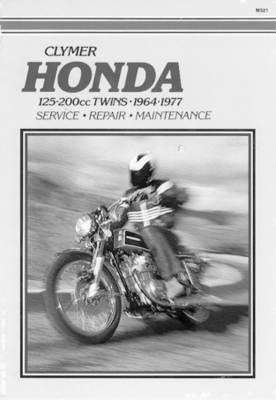 Honda 125-200cc Twins 65-78 (Paperback)