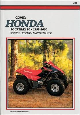 Honda 4-Trax 90 ATV 1993-2000 (Paperback)