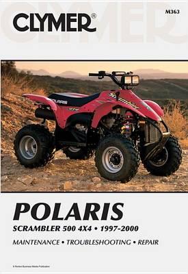 Pol Scrambler 500 ATV (Paperback)