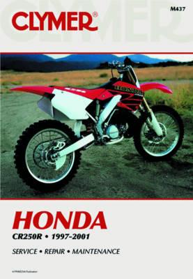 Honda CR250 1997-2001 (Paperback)
