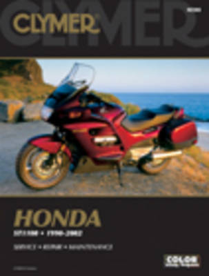 Honda St1100 1990-2002 (Paperback)