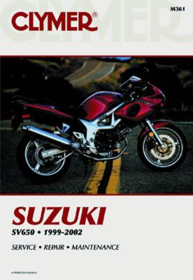 Suzuki SV650 99-02 (Paperback)