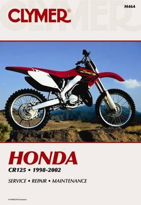 Honda CR125 1998-2002 (Paperback)
