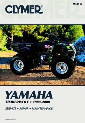 Clymer Yamaha Timberwolf 1989-200 (Paperback)