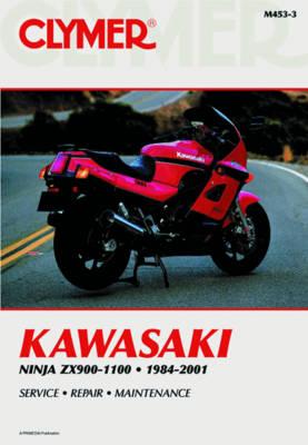 Kawasaki ZX900/1000/1100 84-01 (Paperback)
