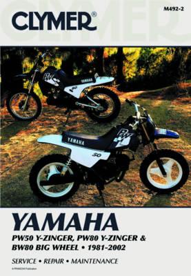 Yamaha Pw50 Y-Zinger, Pw80 Y-Zing (Paperback)