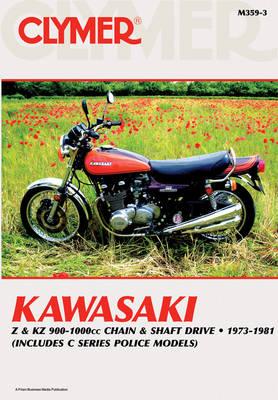 Kawasaki Z900/1000 73-81 (Paperback)