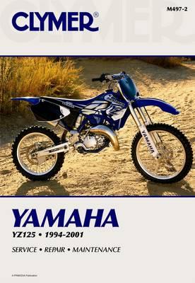 Yamaha Yz125 1994-2001 (Paperback)