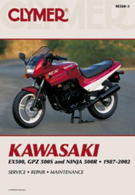 Kawasaki Ex500, Gpz500S And Nina (Paperback)
