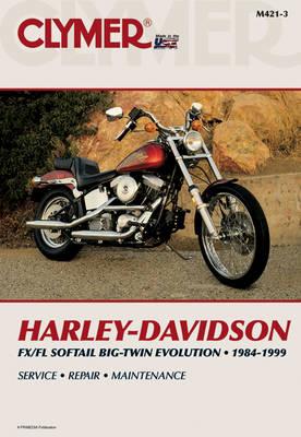 Harley-Davidson Flsfx Softail Big (Paperback)