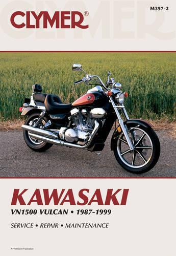 Kawasaki VN1500 Vulcan A,B & C 1987-1999 (Paperback)