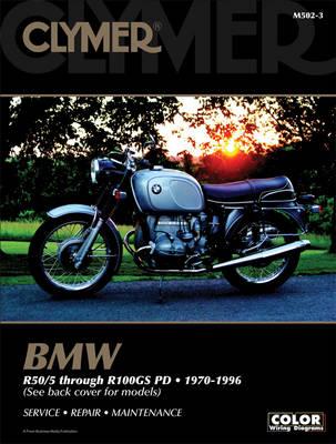 Clymer BMW R50/5 Through R100Gs P (Paperback)