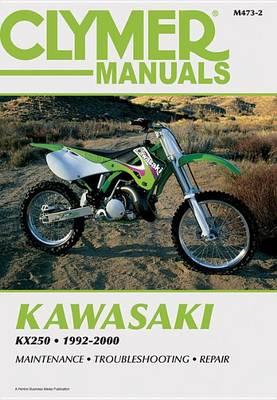 Kawasaki KX250 1992-2000 (Paperback)