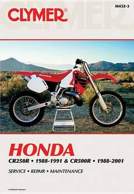 Clymer Honda CR250 1988-1991 - CR (Paperback)