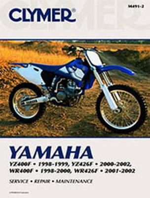 Yamaha YZ 400 YZ426F WR400F98-02 (Paperback)
