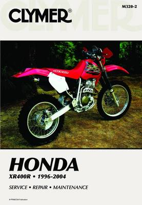 Clymer Honda XR400R 1996-2004 (Paperback)
