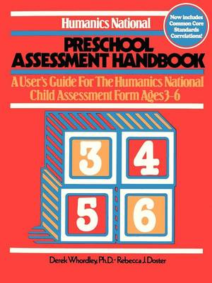 Humanics National Preschool Assessment Handbook: A User's Guide to the Humanics National Child Assessment Form - Ages 3 to 6 (Paperback)