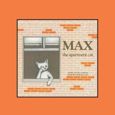 Max the Apartment Cat (Paperback)