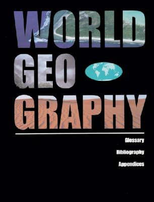 World Geography (Hardback)