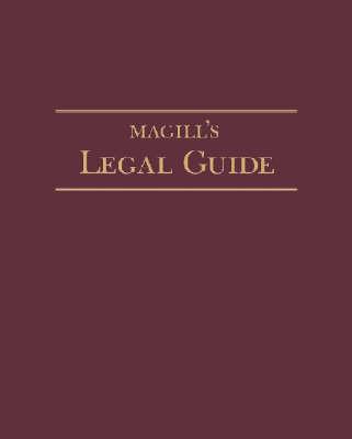 Magill's Legal Guide (Hardback)