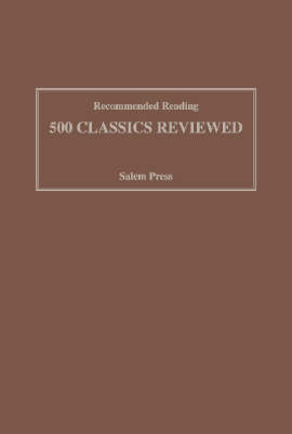 Recommended Reading: 500 Classics Reviewed (Paperback)
