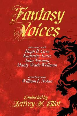 Fantasy Voices: Interviews with American Fantasy Writers (Paperback)