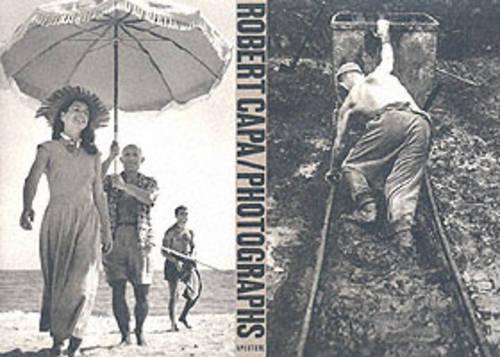 Robert Capa: Photographs (Paperback)