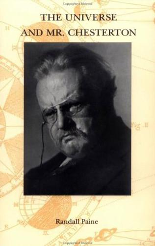 The Universe and Mr. Chesterton (Paperback)