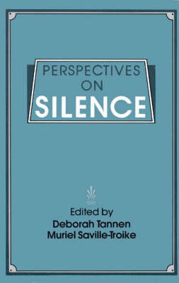 Perspectives on Silence (Paperback)