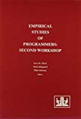 Empirical Studies of Programmers: Second Workshop (Hardback)