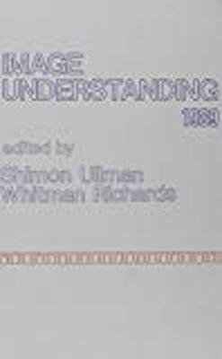 Image Understanding 1988-89 (Hardback)