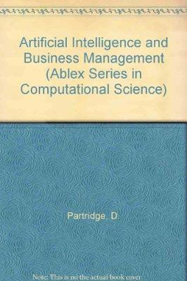 Artificial Intelligence and Business Management (Hardback)