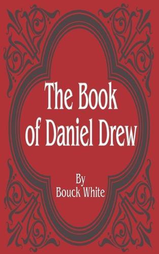 Book of Daniel Drew (Paperback)
