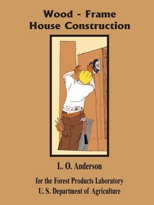 Wood Frame House Construction (Paperback)