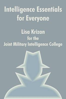 Intelligence Essentials for Everyone (Paperback)