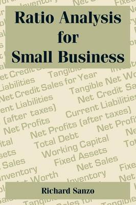 Ratio Analysis for Small Business (Paperback)