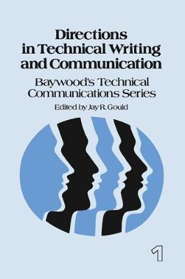 Directions in Technical Writing and Communication (Paperback)