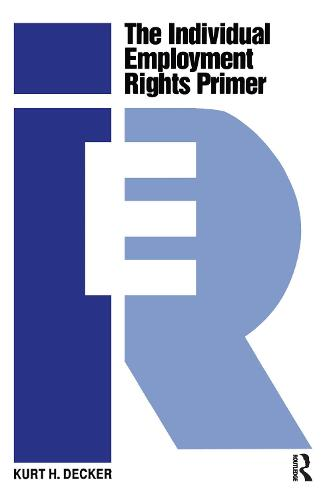 The Individual Employment Rights Primer (Paperback)