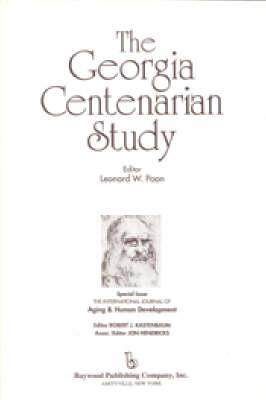 The Georgia Centenarian Study (Paperback)