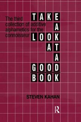 Take a Look at a Good Book (Paperback)