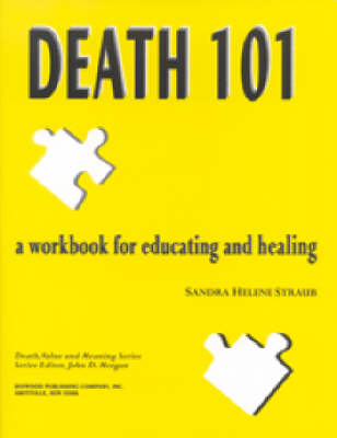 Death 101: A Workbook for Educating and Healing - Death, Value and Meaning Series (Paperback)