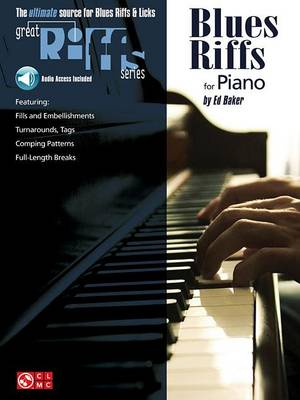 Blues Riffs for Piano